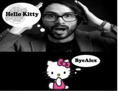 Ez beteg by alex; Hello Kitty, Diy Back To School, Grumpy Cat, Just For Laughs, Really Funny, Funny Moments, Funny Photos, Funny Animals, Haha