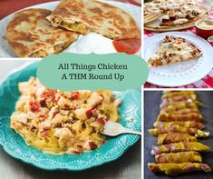 All Things Chicken-