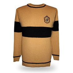 Harry Potter Quidditch Hufflepuff Sweater Pullover Origin... http://www.amazon.de/dp/B00NOQ5VI8/ref=cm_sw_r_pi_dp_YN0mxb0K975C7