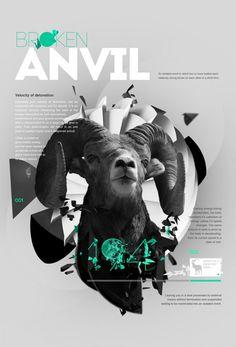Voici une sélection de travaux personnels du directeur artistique Aldo Pulella.