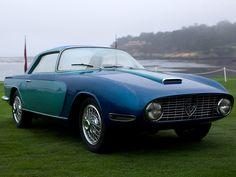 1955 Lancia Aurelia Nardi Vignale Blue Ray 1 - (s/n ____) Maserati, Ferrari, Car Guide, Mechanical Art, Automotive Design, Alfa Romeo, Sport Cars, Concept Cars, Cars And Motorcycles