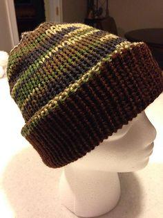 Addi Reversible Hat - Knitting - Addi King Size