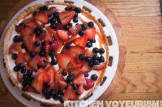 Summer Berry Tart   Kitchen Voyeurism
