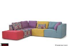 Γωνιακός καναπές Carrera.  Τα λόγια είναι περιττά για αυτό το καναπέ. Θα νιώσετε λες και παίζετε με πλαστελίνη. Αμέτρητη ποικιλία υφασμάτων και χρωμάτων. Το κάθε κομμάτι αφαιρείται και τοποθετείται όπου εσάς σας αρέσει.  https://sofa.gr/kanapedes/goniakos-kanapes-carrera