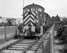 Quayside Lines, Southampton, 14 Jun 1970 Electric Locomotive, Diesel Locomotive, Hampshire England, Disused Stations, 14 June, Train Pictures, Old Trains, Mechanical Engineering, Yacht Club