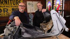 Salvage Hunters, Bbc One, Executive Producer, New Series, Choir, Discovery, Pop Culture, Cool Things To Buy, Classic Cars
