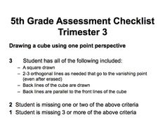 Art assessment checklist, how to grade what you assess.  Screen Shot 2012-05-15 at 9.07.19 PM copy