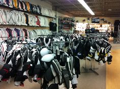 Everything a Goalie will ever need - all in one place