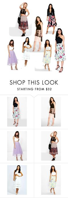 """""""Tumblr Tops..##"""" by yagna ❤ liked on Polyvore featuring Boohoo"""