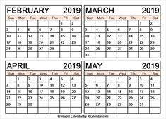March 2019 Calendar Printable Free 100 March 2019