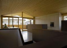 Tischlerei Bereuter - wiesstrasse, altach Divider, Loft, Furniture, Home Decor, Carpentry, Floor Layout, Decoration Home, Room Decor, Lofts