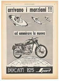 Risultati immagini per ducati vintage posters