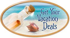 Sign up to receive Exclusive Email offers from BeachGuide.com on vacation rentals and fun attractions at the beach.