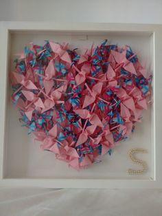 Quadro origami