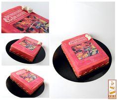 http://www.paintcakes.com  donjons et dragons, cake, cake design, Paint Cakes, livraison, gâteau d'anniversaire, geek, nerd, comics, manga, jdr, jeu de role