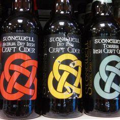 At Sterk, Amsterdam, Stonewell cider, Finnbarra Cider,Irish cider