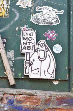 Hamburg Street Art Rebelzer