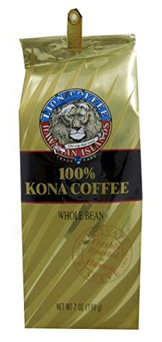 LION Coffee Coffee Whole Bean Bag ** Details can be found by clicking on the image. (This is an affiliate link and I receive a commission for the sales) Lion Coffee, Kona Coast, Coffee Beans, Coffee Time, Bag, Link, Gourmet, Bags