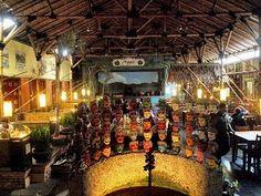 Inggil Museum Resto, Malang