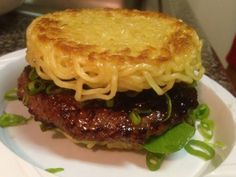 Ramen Burger Takes NY by Storm, Make this Recipe at Home