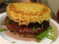 Ramen Burger Takes NY by Storm, Make this Recipe at Home