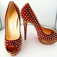 Red Bottom heels :)