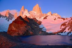 El Chalten, Patagonia, Argentina, My TOP5 places in South America  - All pages by Annu | Lily.fi