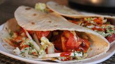 Korean Chicken Taco Recipe / Jeanette's healthy living