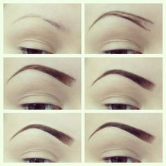 7 Easy Tips for Getting The Perfect Eyebrows. Click the pic to see more! #beauty #makeup #brows