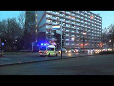 A1 ambulance 20-102 Bergen op Zoom Jupiterweg (+afspeellijst)