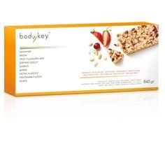 bodykey™ Barra - Sabor a Frutos Vermelhos