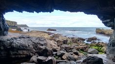 Cave @ Fanad Head Getting Out, North West, Paths, Cave, Outdoor, Outdoors, Caves, Outdoor Games, The Great Outdoors