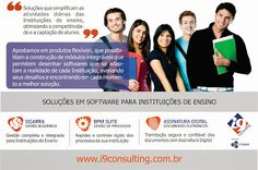 i9 Consulting - Soluções em Software para Instituições de Ensino