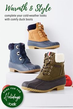 ab02b9c46ce 8 Best duck boots images