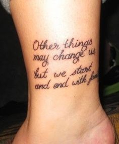 Best Life Quotes Tattoo for fashion girls. #tattoo #words #girls www.loveitsomuch.com