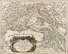 Antique Map Ukraine with Black Sea Cantelli, Giacomo da Vignola Antique World Map, Antique Maps, Vintage World Maps, Star Fort, Nephilim Giants, Pictorial Maps, Sacred Architecture, Old Maps, Illuminated Manuscript