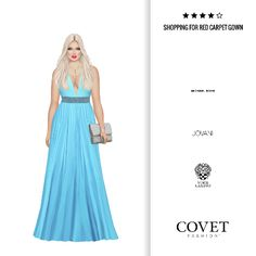 Covet Fashion v2 - Shopping for Red Carpet Gown 🛩4.10 (3.71 from votes)