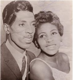Ike and Tina Turner (maybe late 1950s or early 1960s)