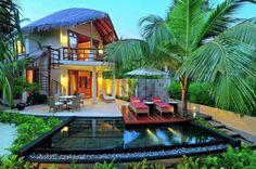 Amazing beach house - Maldives