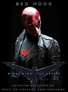 Red Hood in NIGHTWING: The Series / youtube.com/ismahawk