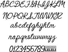 Ancient font by Jorge Paulino Dzul Koyoc http://www