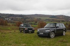 Range Rover- Classic v. Modern