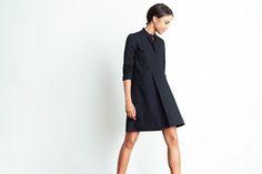 Black Tunic Dress BY Carleen