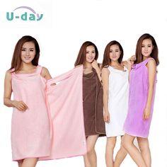 Creative beach towels /magic bath towels for women/ colorful microfiber towel skirt / toalla microfibra/ serviette de plage