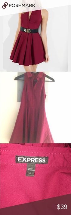 Express dress Never worn! Side pockets, washed once. Great condition! Like new Express Dresses Mini
