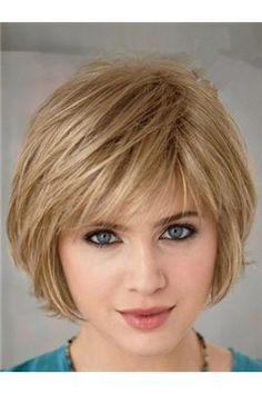 Cute short haircut