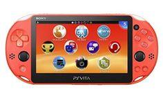 PlayStation Vita Wi-Fi model Neon Orange (PCH-2000ZA24) Japanese Ver. Japan Import
