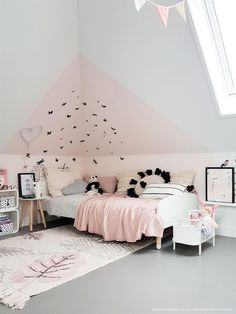 Kinderkamer ideeën – 10 leuke ideeën om de kinderkamer op te knappen Nursery ideas – 10 great ideas for refurbishing the nursery Pin: 700 x 933 Girls Room Design, Kids Bedroom Designs, Cute Bedroom Ideas, Kids Bedroom Sets, Cozy Bedroom, Girls Bedroom, Bedroom Decor, Nursery Ideas, Pastel Room Decor