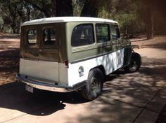 Willys 4x4 Wagon
