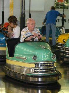 Bumper Car, Skooter, Dodgem...